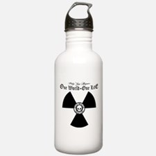 One World One Life Water Bottle