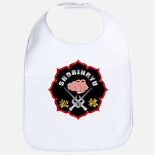 Black Shorin-Ryu Logo Bib