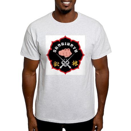 Black Shorin-Ryu Logo Light T-Shirt