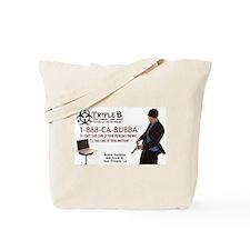 Bubbas Business Card Tote Bag