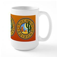 Tucson Desert Circle Mug