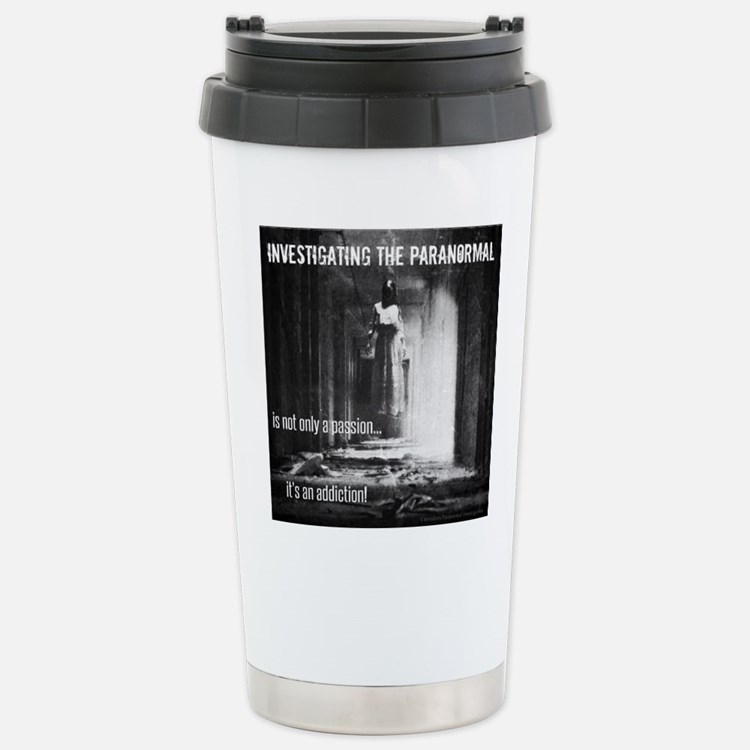 Cute Paranormal Travel Mug