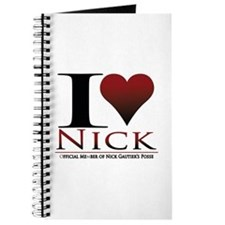 I Love Nick Journal