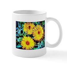 Dandelion Trio Mug