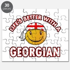 Lifes better with a Georgian Puzzle