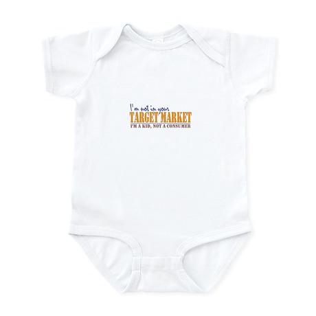 Target Market Infant Bodysuit