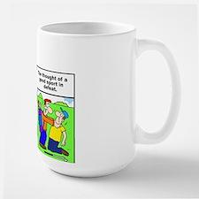 Golf cartoon Mug