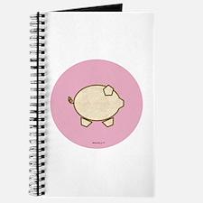 Pink Pig Journal