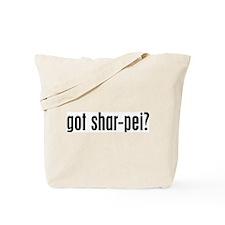 Got Shar-Pei? Tote Bag