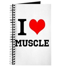 I Love Muscle Journal