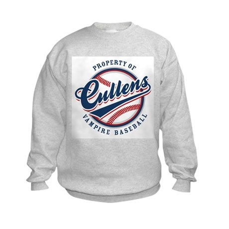 Cullens Baseball Kids Sweatshirt
