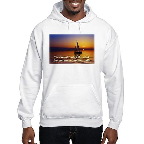 'Adjust Your Sails' Hooded Sweatshirt