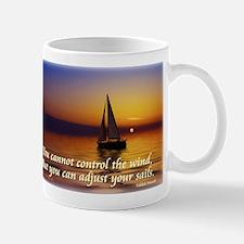 'Adjust Your Sails' Mug