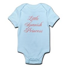 Little Spanish Princess Infant Bodysuit