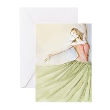 Lola: French Girl Greeting Cards (Pk of 10)
