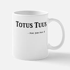 Totus Tuus Mug