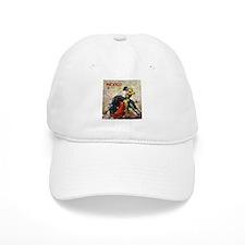 Vintage Bullfighting Baseball Baseball Cap