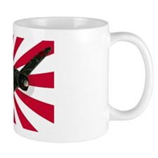 Zero Fighter Aircraft Mug