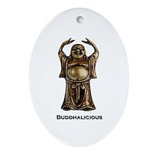 Buddhalicious Keepsake (Oval)