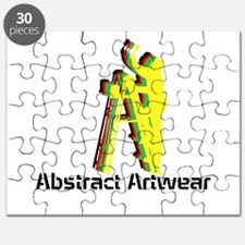 Abstract Artwear Puzzle