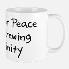 Bombing For Peace Mug