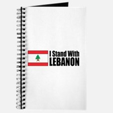 Stand With Lebanon Journal