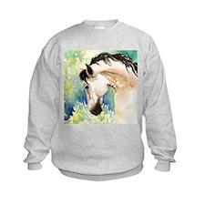 Spring Horse Sweatshirt