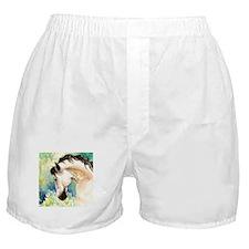 Spring Horse Boxer Shorts