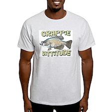 Crappie Attitude T-Shirt