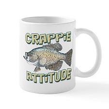 Crappie Attitude Mug