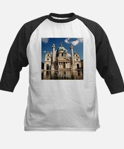 Vienna St Charles Church Tee