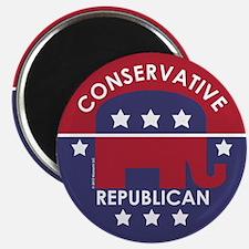 Conservative Republican Magnet