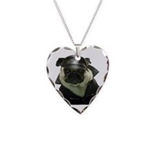 BikerPug Necklace