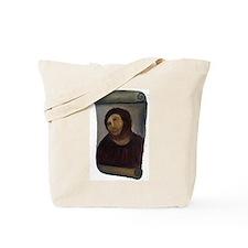 Ecce 'Monkey Jesus' Homo Tote Bag