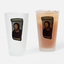Ecce 'Monkey Jesus' Homo Drinking Glass