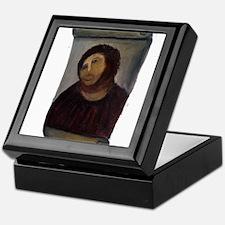 Ecce 'Monkey Jesus' Homo Keepsake Box