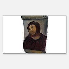 Ecce 'Monkey Jesus' Homo Decal