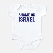Shame on Israel Infant Creeper