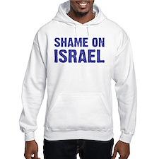 Shame on Israel Hoodie