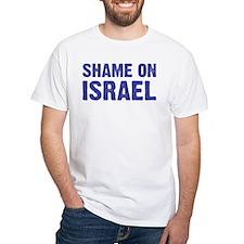 Shame on Israel Shirt