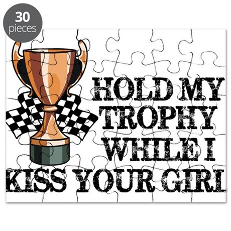 Hold My Trophy While I Kiss Your Girl Puzzle
