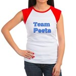 August 23 2012 Team Peeta.png Women's Cap Sleeve T