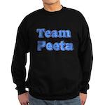 August 23 2012 Team Peeta.png Sweatshirt (dark)