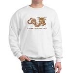 I Climb Zen Dragon Sweatshirt