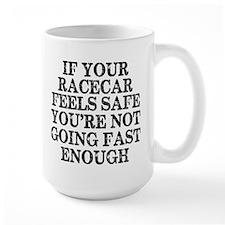 Funny Racing Saying Mug
