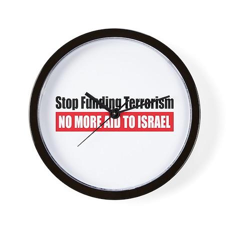 Stop Funding Wall Clock