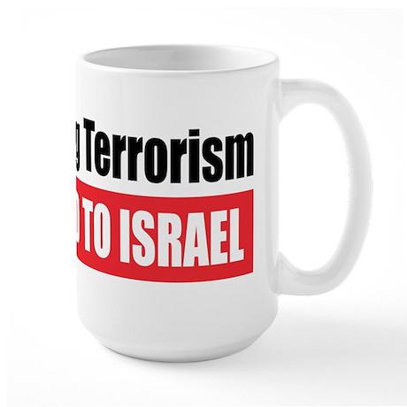 Stop Funding Large Mug