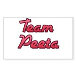 August 23 2012 Team Peeta 2.png Sticker (Rectangle