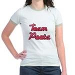 August 23 2012 Team Peeta 2.png Jr. Ringer T-Shirt