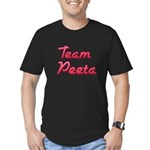 August 23 2012 Team Peeta 2.png Men's Fitted T-Shi